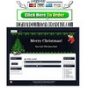 Thumbnail Christmas Tree Template Package
