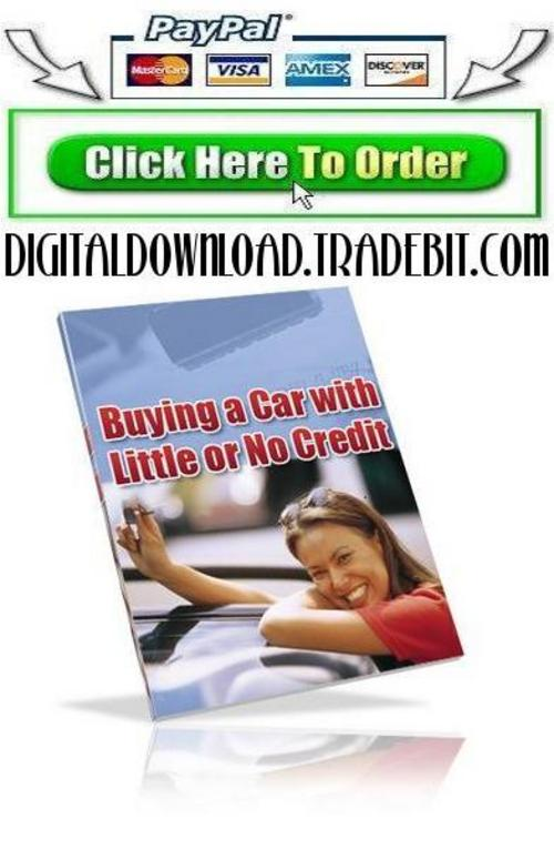 how to buy a car with no credit or bad credit download ebooks. Black Bedroom Furniture Sets. Home Design Ideas