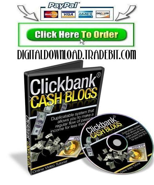 Pay for Clickbank Review Cash Blogs