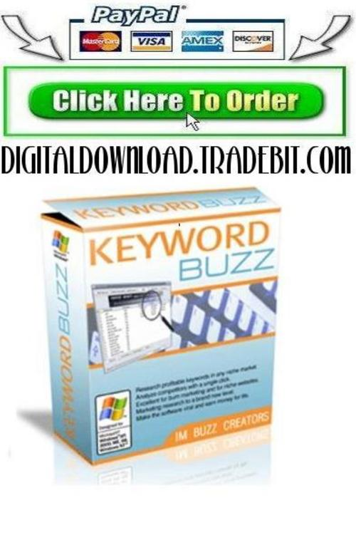 Pay for Keyword Buzz Software