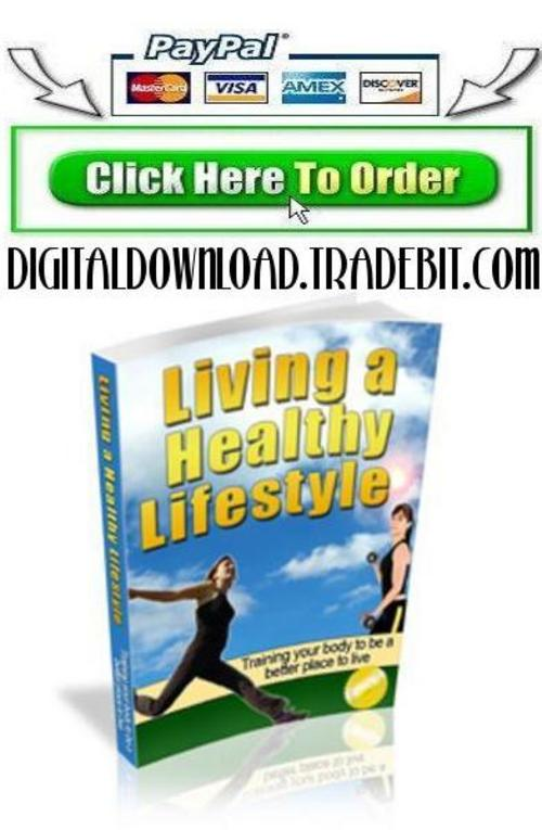 Pay for Living a Healthy Lifestyle