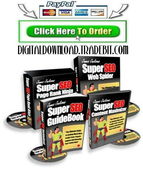 Pay for Super SEO GuideBook