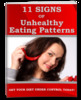 Thumbnail 11 Signs of Unhealthy Eating Patterns
