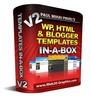 Thumbnail WP, HTML And Blogger Templates In-A-Box V2