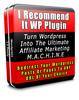Thumbnail I Recommend It wordpress Plugin