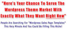 Thumbnail Wordpress Salespage Themes V1