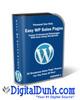 Thumbnail Easy Wordpress Sales Pack