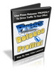 Thumbnail Press Release Profits