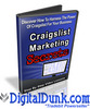 Thumbnail Craigslist Marketing Secrets