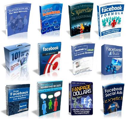 Pay for Facebook Fanpage group ebooks secrets