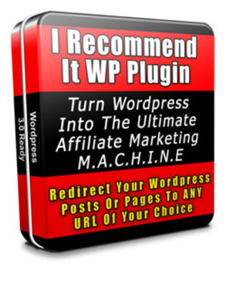 Pay for I Recommend It wordpress Plugin