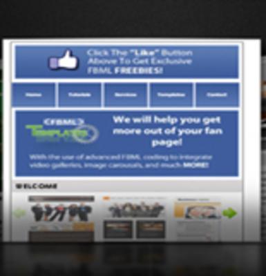 Free Plexus Fan Page Facebook Template  Download thumbnail