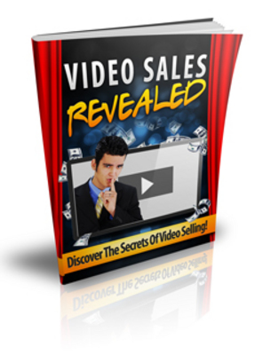 Pay for Video Sales Revealed Comes with Master Resale Rights!