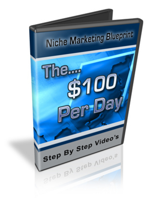 Pay for The $100 Per Day Niche Marketing Blueprint