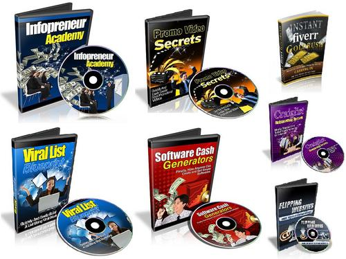 Pay for 4 PLR Video Courses For The Price Of A Cup Of Coffee‏