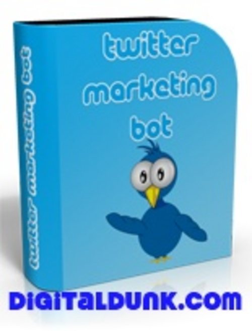 Pay for Twitter Marketing Bot