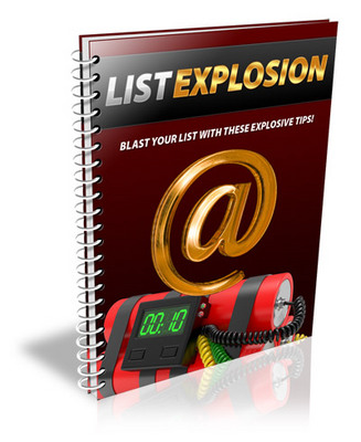 Pay for List Explosion Email