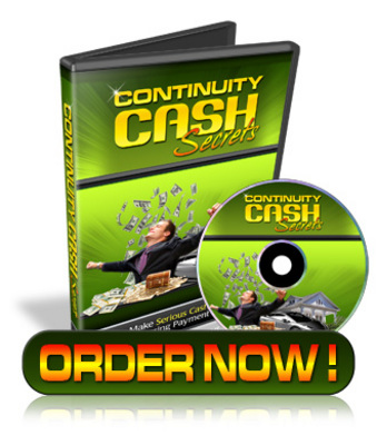 Pay for Continuity Cash Secrets