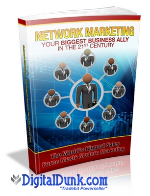Pay for Network Marketing Your Biggest Business Ally in the 21st Cen