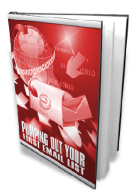 Pay for Pumping Out Your First Email List