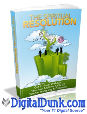 Pay for The Spiritual Resolution