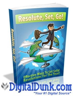 Pay for Resolute, Set, Go