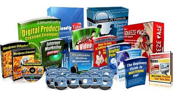 Pay for Private Label Rights & Master Resell Rights Monthly package