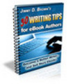 Thumbnail 30 Writing Tips For e Book Author (A022)