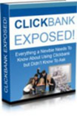Pay for ClickBank Exposed (A079)