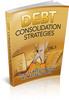 Thumbnail Debt Consolidation Strategies