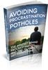 Thumbnail Avoiding Proscrastination Potholes