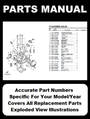 1994 yamaha wave raider ra700s parts manual catalog download down rh tradebit com yamaha raider service manual yamaha raider owners manual pdf
