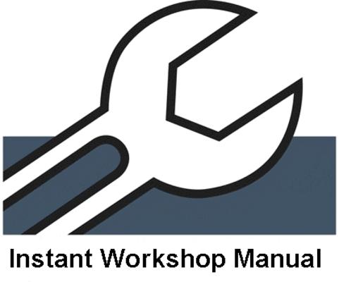 Suzuki DRZ400 DR-Z400 Workshop Repair Manual Download 00-07