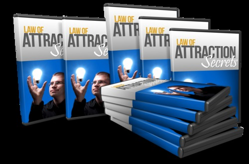 Pay for Law of Attraction Secrets with Master Resale Rights