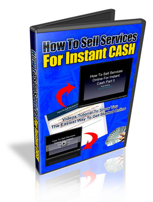 Pay for How To Sell Services For Instant Cash with MRR
