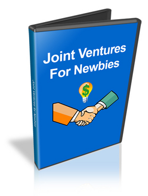 Pay for Joint Ventures For Newbies with MRR