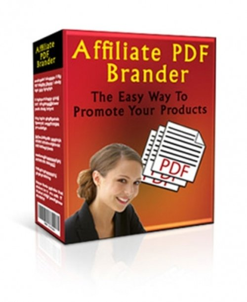 Pay for Affiliate PDF Brander Software