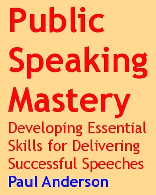 Pay for Public Speaking Mastery