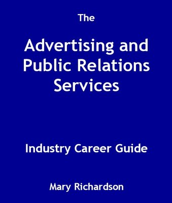 Pay for The Advertising and Public Relations Services Industry Caree