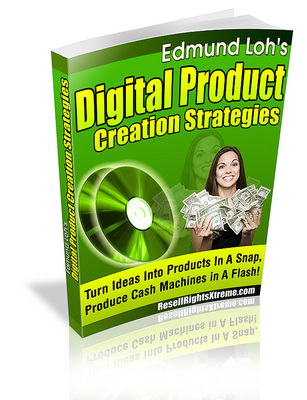 Pay for DIGITAL PRODUCTS CREATION STRATEGIES