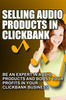 Thumbnail Selling Audio Products in Clickbank Master Resell Rights