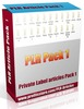 Thumbnail PLR Articles pack 1 - Private Label Rights Articles