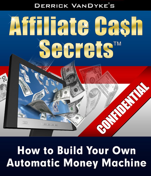 Pay for Affiliate Cash Secrets step-by-step guide