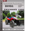 Thumbnail Honda Trx200sx 1986 Service Repair Manual Download