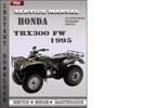 Thumbnail Honda TRX300 FW 1995 Service Repair Manual Download