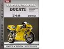 Thumbnail Ducati 748 2002 Service Repair Manual Download