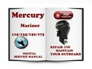 Thumbnail Mercury Mariner Outboard 115 135 150 175 Hp Optimax 2000 Service Repair Manual Download