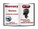 Thumbnail Mercury Mariner Outboard 40 50 60 Hp 4-stroke Service Repair Manual Download