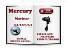 Thumbnail Mercury Mariner Outboard 2.2 2.5 3 3.3 HP 2-stroke Service Repair Manual Download