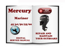 Thumbnail Mercury Mariner Outboard 45jet 50 55 60 Hp 2-stroke Service Repair Manual Download